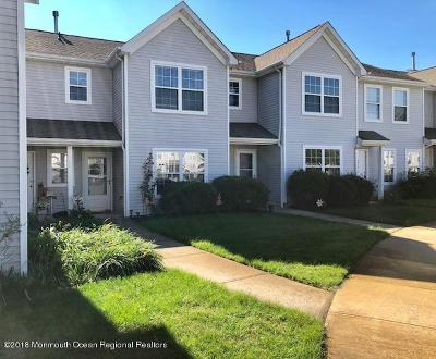 Toms River Condo/Townhouse For Sale: 306 Prosperity Court