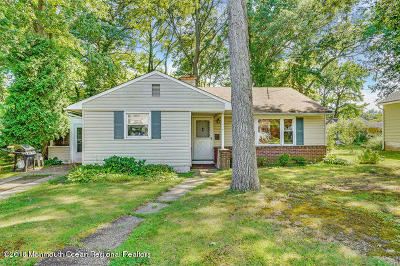 Ocean Twp Single Family Home Under Contract: 1016 Bendermere Avenue