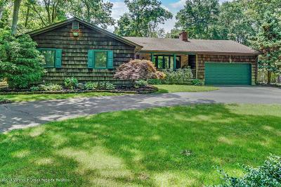 Toms River Single Family Home For Sale: 1339 Chipmunk Lane