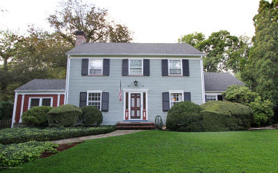 Red Bank Single Family Home For Sale: 240 Harding Road