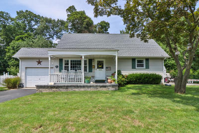 Jackson Single Family Home For Sale: 6 New York Court