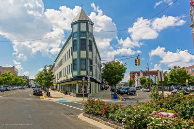 Asbury Park Condo/Townhouse For Sale: 610 Mattison Avenue #4