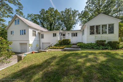 Neptune Single Family Home Under Contract: 338 Glenmere Avenue
