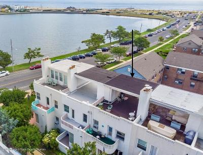 Asbury Park Condo/Townhouse For Sale: 3 Deal Lake Court