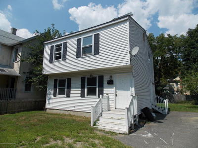 Asbury Park Single Family Home For Sale: 1105 Sewall Avenue