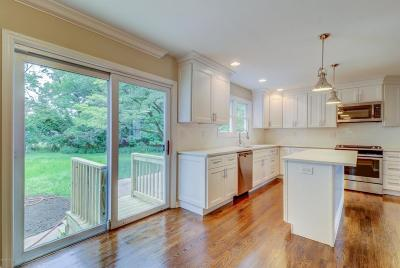 Single Family Home For Sale: 1280 W Front Street