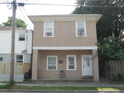 Asbury Park Single Family Home For Sale: 1408 Summerfield Avenue