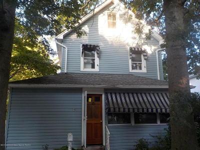Rumson Single Family Home For Sale: 51 Allen Street