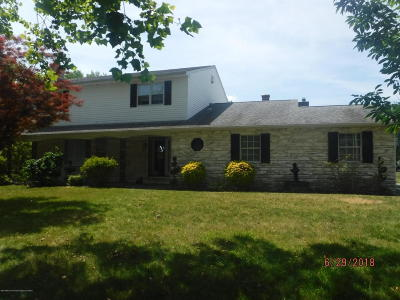 Toms River Single Family Home For Sale: 1057 Fairview Drive