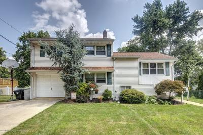 Red Bank Single Family Home For Sale: 158 Statesir Place