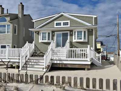 Lavallette Single Family Home For Sale: 3180 Ocean Road