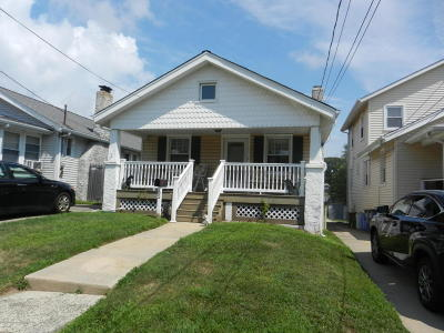 Neptune City Single Family Home Under Contract: 52 Evergreen Avenue