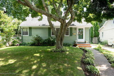 Fair Haven Single Family Home For Sale: 9 McCarter Avenue
