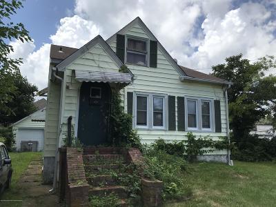 Atlantic Highlands, Highlands Single Family Home For Sale: 11 John Street