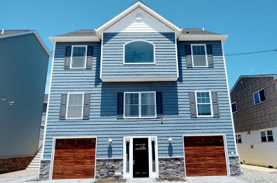 Seaside Heights Single Family Home Under Contract: 8 Surf Road #B