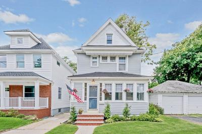 Red Bank Single Family Home For Sale: 14 High Street