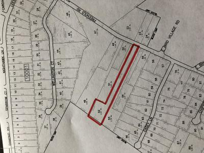 Jackson Residential Lots & Land For Sale: 440 Freehold Road