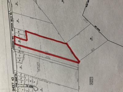 Jackson Residential Lots & Land For Sale: Cedar Swamp Road