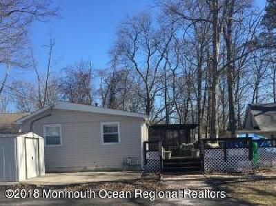 Toms River Single Family Home For Sale: 201 Anthony Avenue