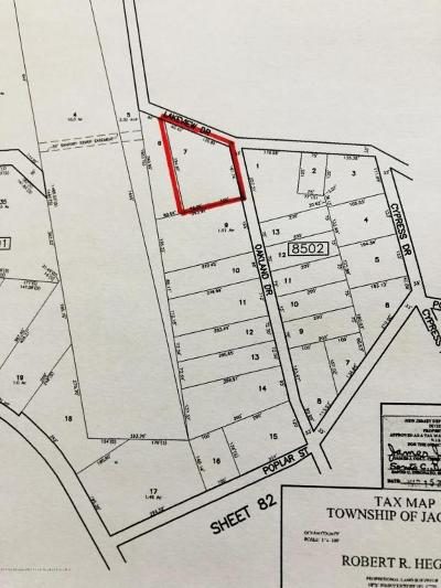 Jackson Residential Lots & Land For Sale: Lakeview Drive