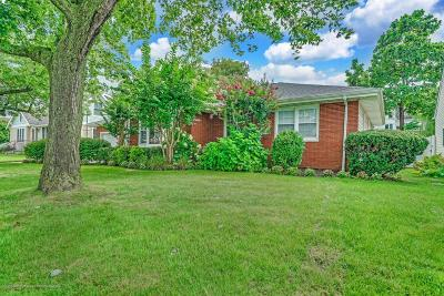 Avon-by-the-sea, Belmar, Bradley Beach, Brielle, Manasquan, Spring Lake, Spring Lake Heights Single Family Home For Sale: 439 Euclid Avenue
