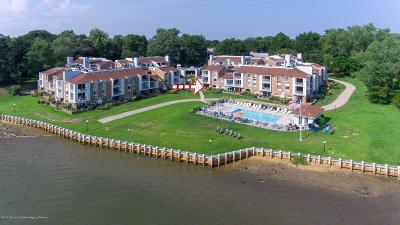 Neptune City, Neptune Township Condo/Townhouse For Sale: 107 Riverview Avenue #128A