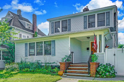 Point Pleasant Single Family Home For Sale: 402 Atlantic Avenue