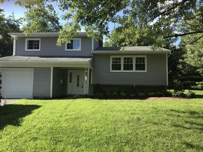 Aberdeen, Matawan Single Family Home For Sale: 9 Ivy Court