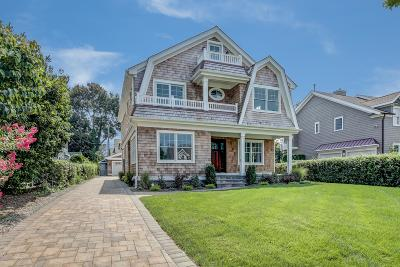Monmouth County Single Family Home For Sale: 302 Baltimore Boulevard