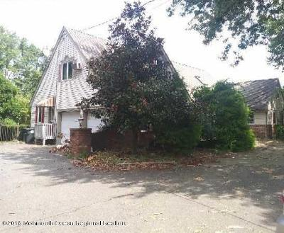 Wall Single Family Home Under Contract: 3104 Allaire Road