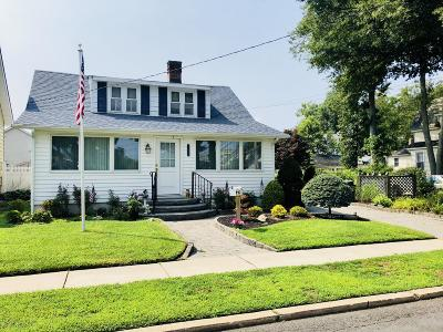 Belmar Single Family Home Under Contract: 1211 L Street