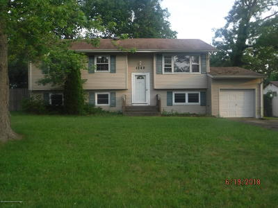 Toms River Single Family Home For Sale: 1549 Windsor Avenue