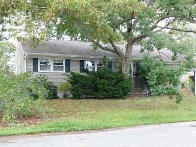 Brick NJ Single Family Home Under Contract: $199,900