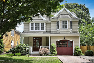 Rumson Single Family Home For Sale: 123 Black Point Road