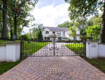 Colts Neck Single Family Home Under Contract: 108 Heulitt Road
