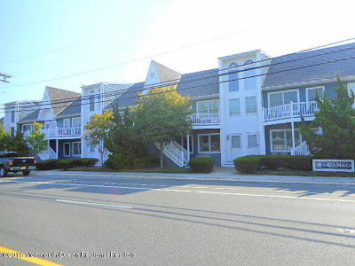 Seaside Park Condo/Townhouse For Sale: 10 Central Avenue #8
