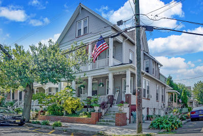 Ocean Grove Single Family Home Under Contract: 138 Mount Tabor Way