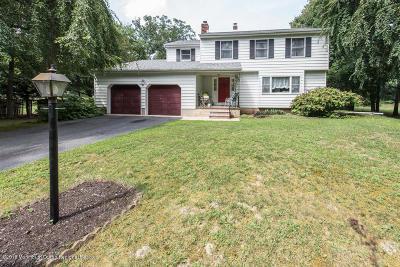 Howell Single Family Home For Sale: 261 Alexander Avenue