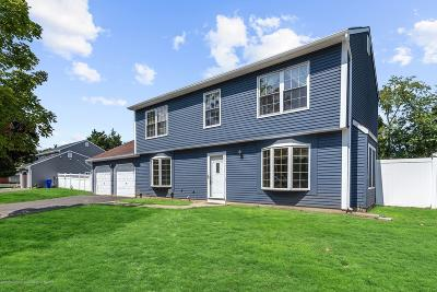 Ocean County Single Family Home For Sale: 872 Yellowbank Road