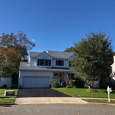 Ocean County Single Family Home For Sale: 951 Barnacle Drive