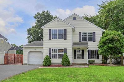 Hazlet Single Family Home Under Contract: 92 3rd Street