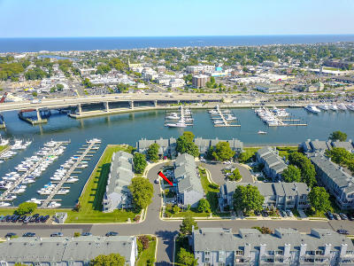 Neptune City, Neptune Township Condo/Townhouse For Sale: 202 Schooner Circle