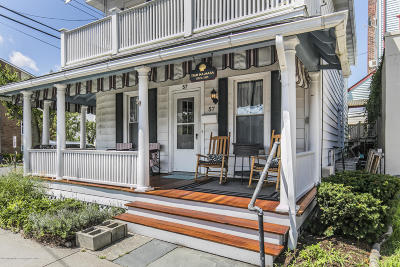 Ocean Grove Single Family Home For Sale: 57 Pilgrim Pathway
