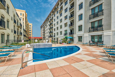 Asbury Park Condo/Townhouse For Sale: 1501 Ocean Avenue #2307