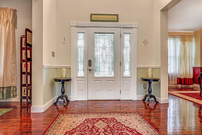 Jackson Single Family Home For Sale: 185 Denton Lane