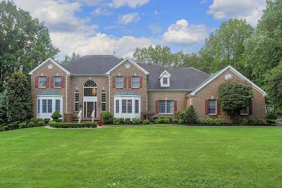 Holmdel NJ Single Family Home For Sale: $1,475,000