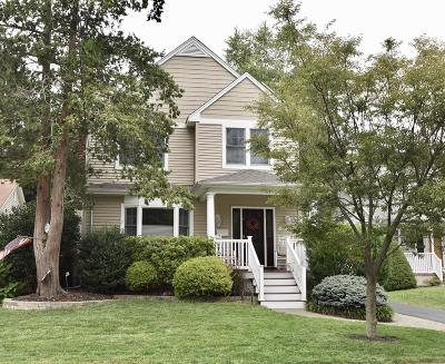 Manasquan Single Family Home Under Contract: 96 Manito Road