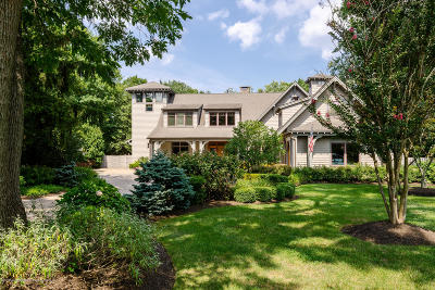 Rumson Single Family Home For Sale: 23 Oakes Road
