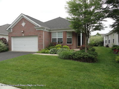 Monmouth County Adult Community For Sale: 28 Whirlaway Road