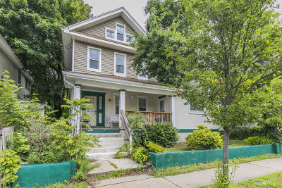 Asbury Park Multi Family Home Under Contract: 1409 Bangs Avenue #AVE